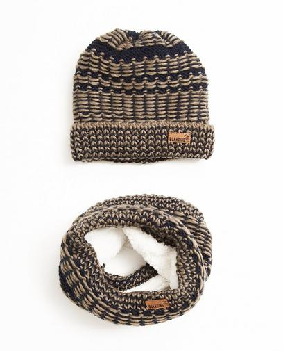 Set van muts en snood